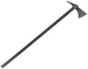 Sarranid War Axe (Warband)