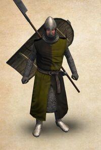 Rhodok Sergeant