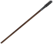 Long Hafted Spiked Mace (Warband)