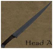 Butchering Knife (Warband)