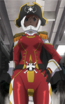 Marika ~ Space Captain 01