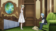Abyss of Hyperspace - Grunhilde talks to Kanata