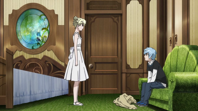 File:Abyss of Hyperspace - Grunhilde talks to Kanata.png