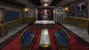 Bentenmaru - Captain's Room