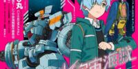 Mouretsu Pirates: Abyss of Hyperspace Manga Volume 2