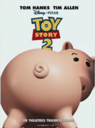 Toy Story 2 Poster 4 - Hamm