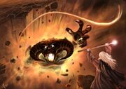 286px-LOTR Gandalf and the Balrog by Evolvana