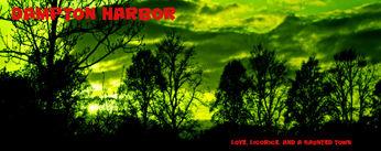 Dampton harbor postard