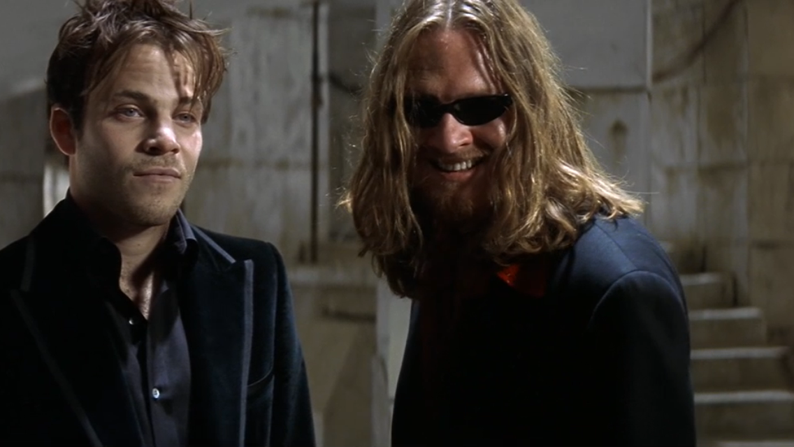Donal Logue Blade Quinn (Blade) | Movie ...
