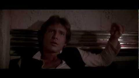 'Greedo Shoots First' from Star Wars Episode IV - A New Hope (Blu-Ray Clip)
