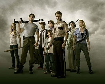 The Walking Dead, Season 1 Cast
