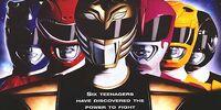 Mighty Morphin Power Rangers: The Movie