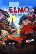 Elmo to the Rescue poster