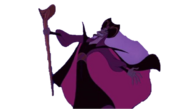 Jafar as a sorcerer