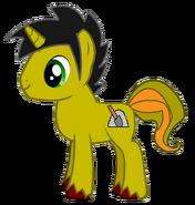Ben pony