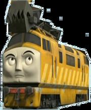 Diesel 10 in CGI
