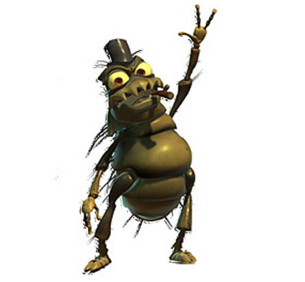 File:P.T. Flea (A Bug's Life).png