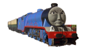 Gordon (voiced by Neil Crone)