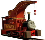 Harvey (model)