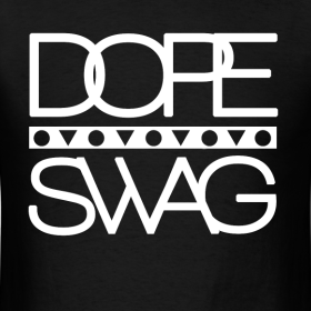 File:Dope-swag-t-shirt design.png