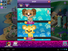 MSP HD (App)-Pets shop