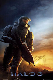 Lgfp1943 master-chief-at-dawn-halo-3-poster