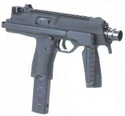 270016-ruger mp9 submachine gun super