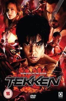 Tekken international artwork