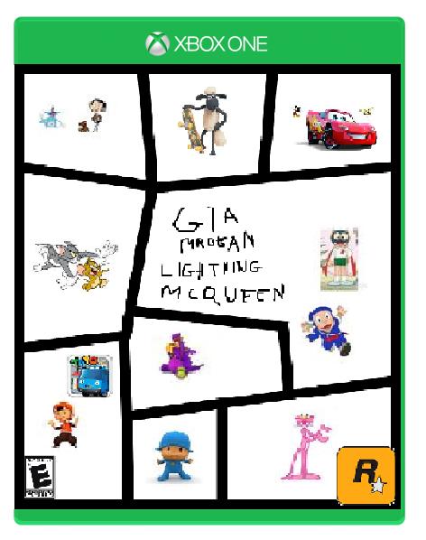 Image 4133 Xbox One Front Prev Gta Mr Bean Lightning