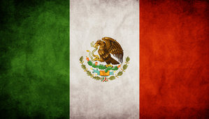 File:Mexico Grungy Flag by think0.jpg