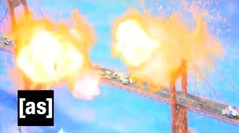 Michael Bay Presents Explosions!