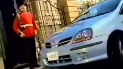 1999 nissan tino cm japan3 mr bean (rowan atkinson)