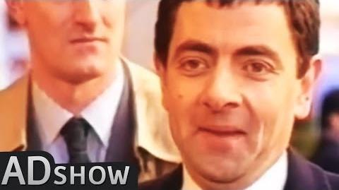 Mr Bean Funny Commercials - Johnny English Reborn
