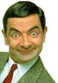 Mr Bean face