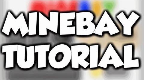 MineBayAPI Custom Shop Items Tutorial!
