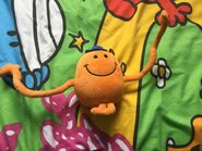Mr Tickle Plush