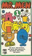 Mr Men vol 1 cover