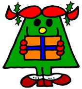 Little Miss Christmas 4A