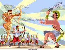 Paris greek mythology