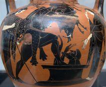 Herakles Eurystheus boar Staatliche Antikensammlungen 1561