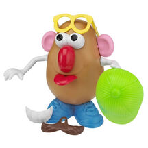 Silly Mr. Potato Head