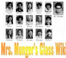 Mrs. Munger's Wiki