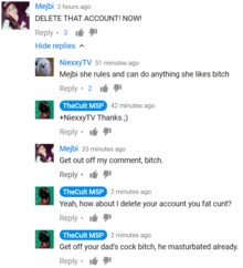 TheCult roasts a girl 3