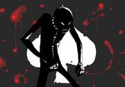 Blood Spade Jack Noir