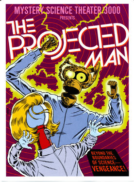 Theprojected man