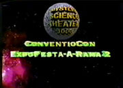 MST3k ConventioCon ExpoFest 2 opening title