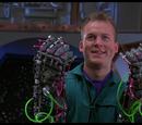 Manipulator arms