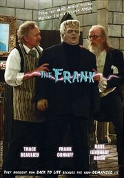 The Frank (2014) DVD cover