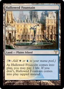 Hallowed Fountain DIS