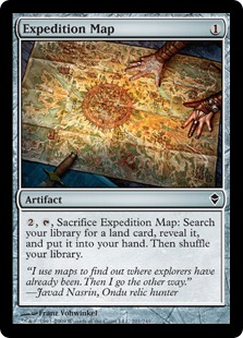 Expedition Map ZEN